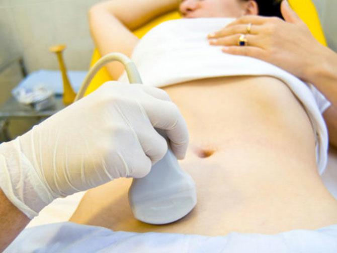 Как делают узи брюшной полости женщине